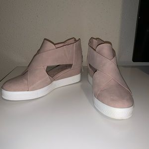 Cocci wedge sneaker